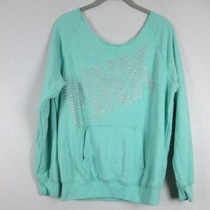 Victoria's Secret Sweatshirt Size Medium